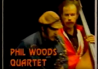Phil Woods Quartet (Live, Mayport, All That Jazz 1982)