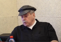 An interview with Phil Woods at Rimon School in Israel