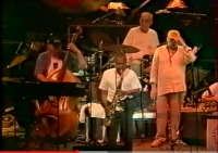 1998 - Phil Woods Big Band & Johnny Griffin - Banja Luka