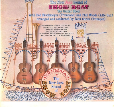 The New Jazz Sound of Show Boat