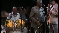 Dizzy Gillespie and Phil Woods All Stars - 1989