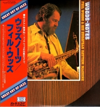 Phil Woods & His European Rhythm Machine ‎– Woods-Notes